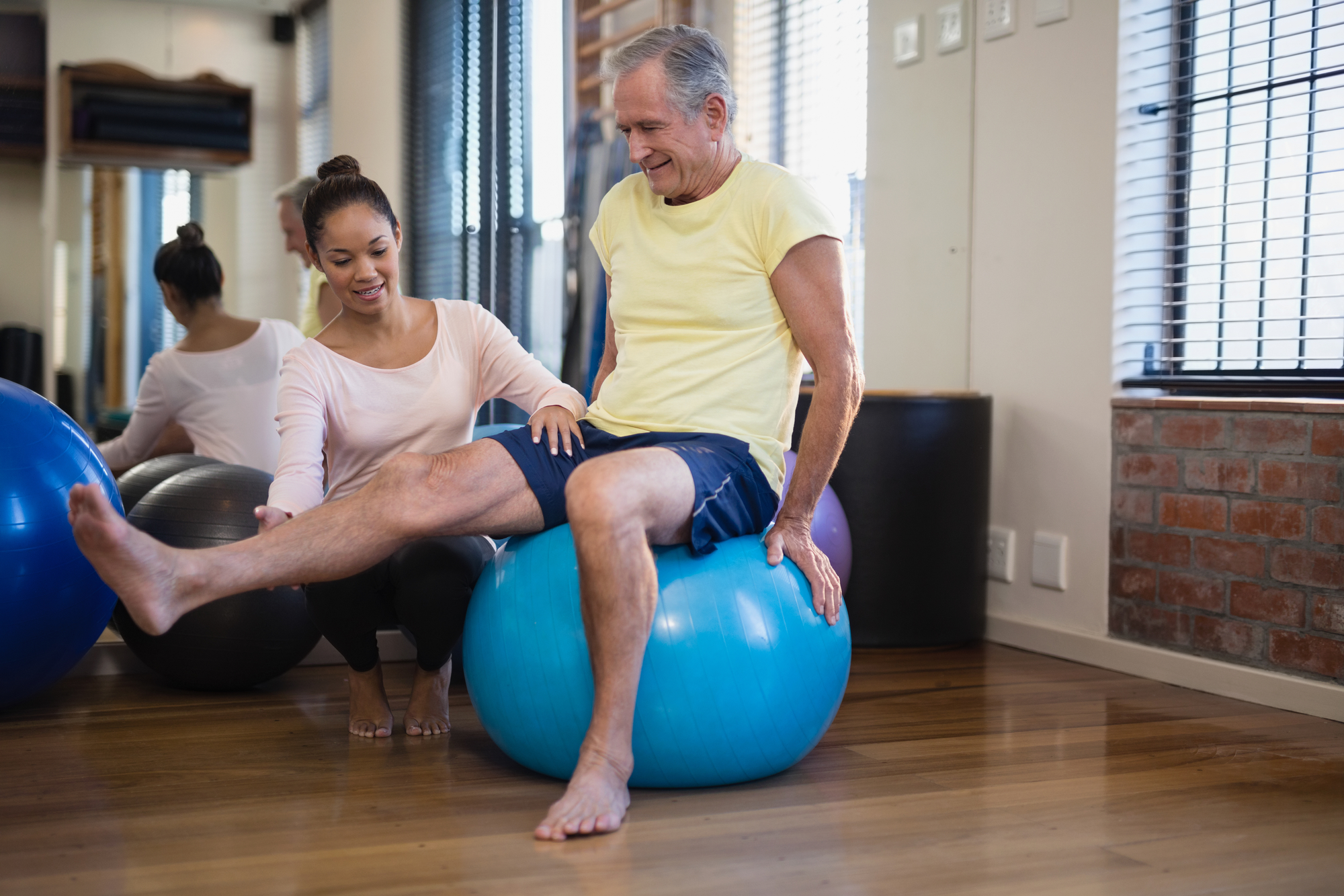 The Difference Between Occupational Therapy and Physical Therapy